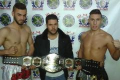 Professional Intercontinental Title – 71kg