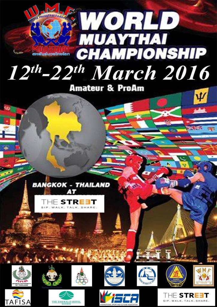 MuayThai Championship 2016